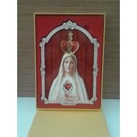Hiasan Gantung Dinding (Fth)  Fatima 100Th Souveni