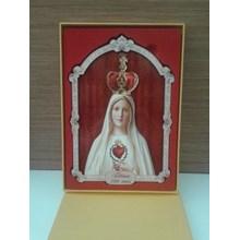 (Fth)  Fatima 100Th Souvenir 223Cm