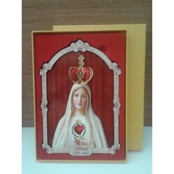 Hiasan Gantung Dinding (Fth)  Fatima 100Th Souvenir 23Cm