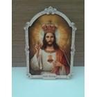 Hiasan Dinding Christ The King 23Cm 1