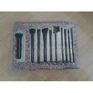 (Brush2)  Kuas Make Up Simplepleasures Hitam