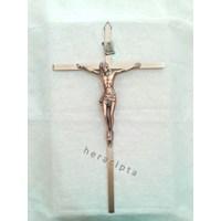 Mcr-1311XL Salib Gantung Metal Besi Persegi 50cm