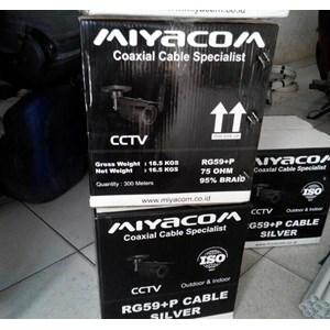 Dari Kabel cctv rg59 + power 0