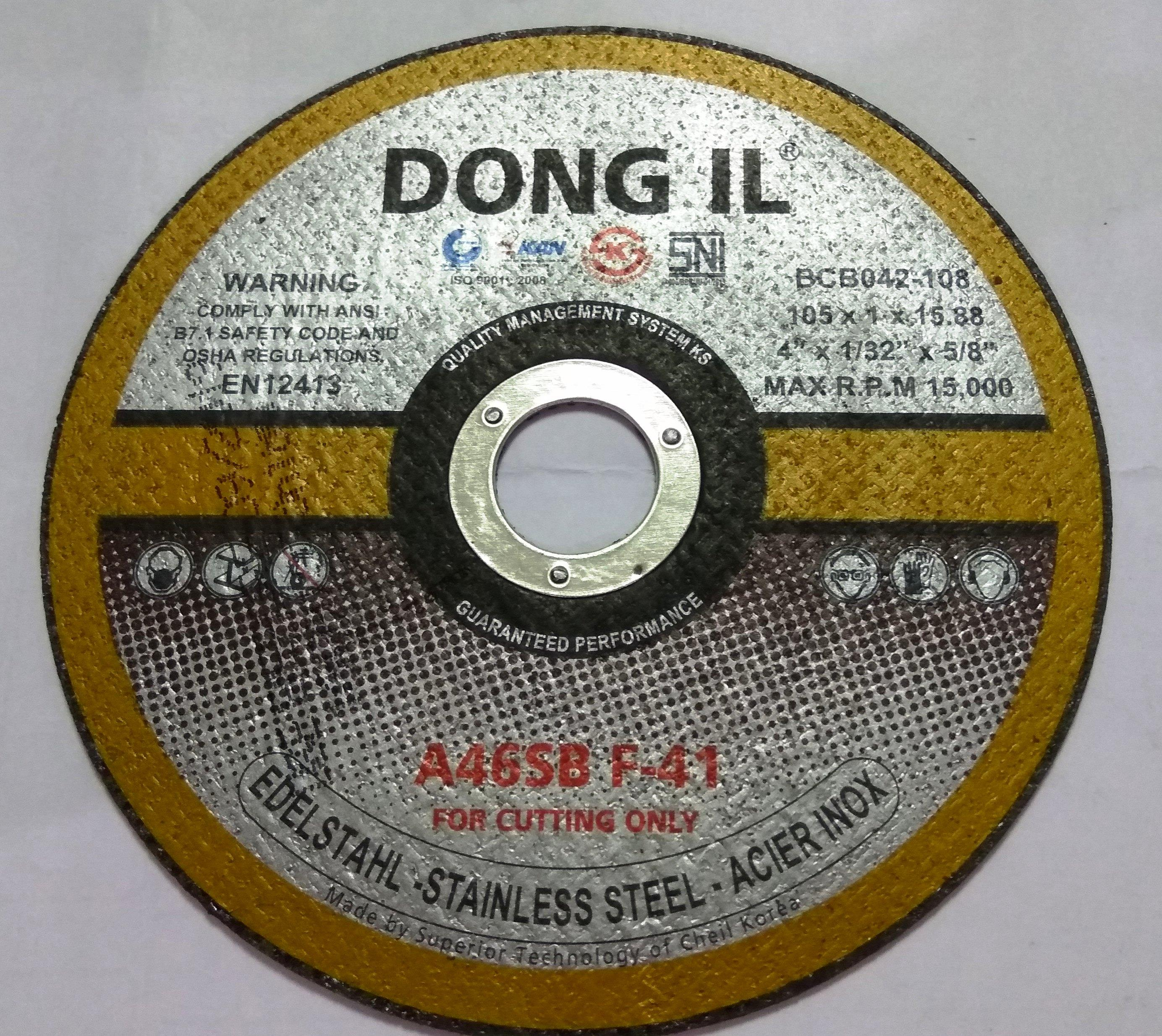 Dong-il Distribution And Trading Inc ,Ore ,Korea