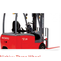 Three Wheel Counter Balanced Truck Nichiyu