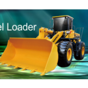 Wheel Loader Sinomach