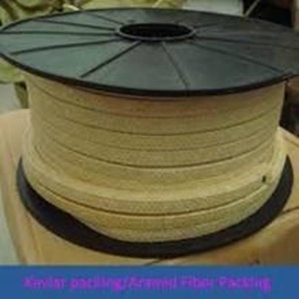 Gland Packing Kevlar ( Aramid Kuning )( 085782614337 )