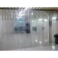Pvc curtain Clear ( Tirai Pvc ) ( 085782614337 )