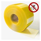 PVC Strip Curtain Yellow (Anti Insect) Jakarta (085782614337) 1