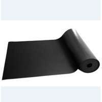 Black Rubber Sheet