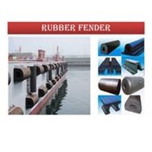 Rubber pelindung dock kapal / bantalan