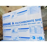 Polycarbonat Sheet Clear
