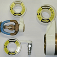 CHESTERTON 800 GOLD END TAPE