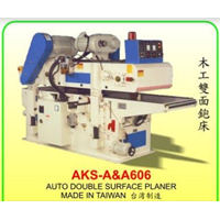 Auto Double Surface Planer AKS-A&A606