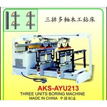 Three Unit Boring Machine AKS-AYU213