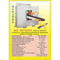 GERGAJI MESIN Horizontal Bandsaw AKS-BS300DR 1