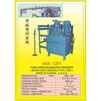 MESIN GERGAJI BANDSAW SHARPENER AKS-CD1 1