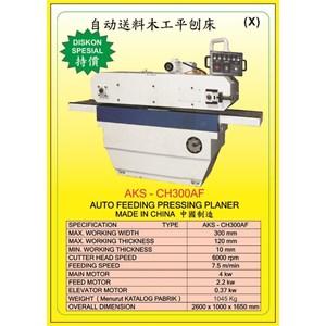 MESIN PRESS Auto Single Press Planer CH600