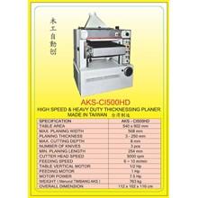 MESIN PRESS Auto Single Press Planer CI500HD