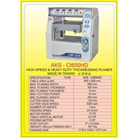 MESIN PRESS Auto Single Press Planer CI650HD 1