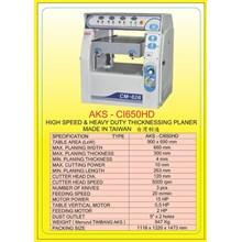 MESIN PRESS Auto Single Press Planer CI650HD