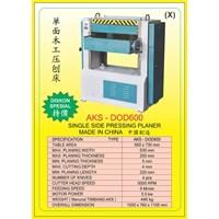 MESIN PRESS Auto Single Press Planer DOD600 1
