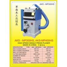 MESIN PRESS Auto Single Press Planer MP300HS