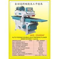 MESIN PRESS Auto Double Side Press Planer DS400AF 1