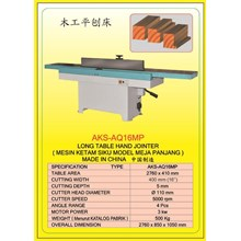 ALAT ALAT MESIN Hand Jointer AQ16MP