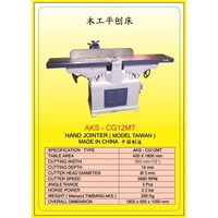 ALAT ALAT MESIN Hand Jointer CG12MT 1