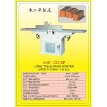 ALAT ALAT MESIN Hand Jointer CG16P