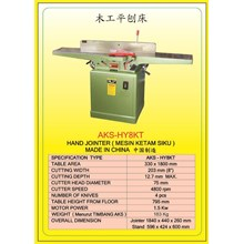 ALAT ALAT MESIN Hand Jointer HY8KT