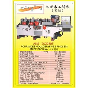ALAT ALAT MESIN Moulding Machine DOD805