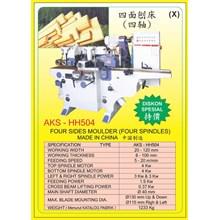 ALAT ALAT MESIN Moulding Machine HH504