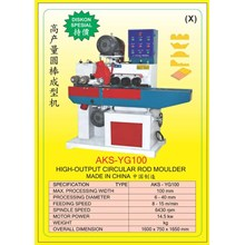 ALAT ALAT MESIN Moulding Machine YG100