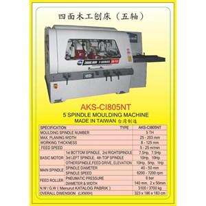 ALAT ALAT MESIN Head Moulding Machine CI805NT