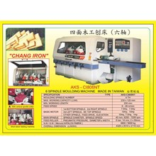 ALAT ALAT MESIN Head Moulding Machine CI806NT