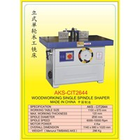 ALAT ALAT MESIN Single Spindle Shaper CIT2644 1