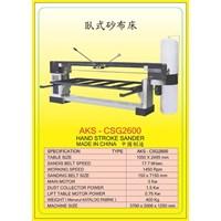 ALAT ALAT MESIN Vertical & Horizontal Belt Sander CSG2500 1