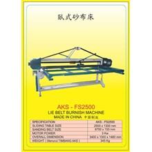 ALAT ALAT MESIN Vertical & Horizontal Belt Sander FS2500