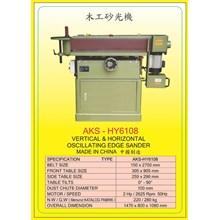 ALAT ALAT MESIN Vertical & Horizontal Belt Sander HY6108