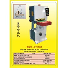 ALAT ALAT MESIN Single & Double Head Wide Belt Sander FC161
