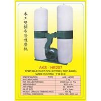 ALAT ALAT MESIN Hop Pocket Dust Collector HE207 1