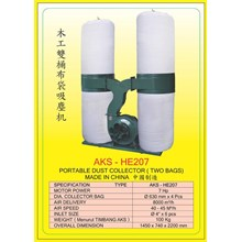 ALAT ALAT MESIN Hop Pocket Dust Collector HE207