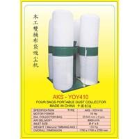 ALAT ALAT MESIN Hop Pocket Dust Collector YOY410 1