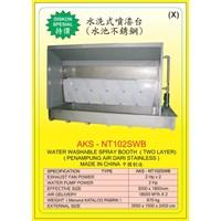 ALAT ALAT MESIN Spray Water Booth NT102SWB 1