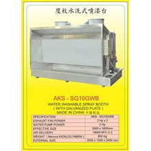 ALAT ALAT MESIN Spray Water Booth SG10GWB