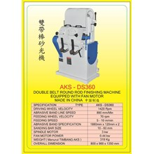 ALAT ALAT MESIN Round Rod Dowel & Cutting Machine DS360