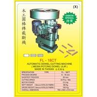 ALAT ALAT MESIN Round Rod Dowel & Cutting Machine FL18CT 1