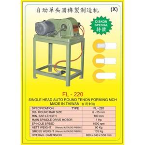 ALAT ALAT MESIN Round Rod Dowel & Cutting Machine FL220
